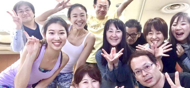 5/25(土) 磯部佳世子先生 WS in神戸