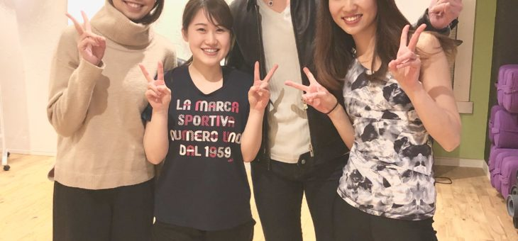 7/13(土),7/15(月) 中島正明先生 神戸特別ヨガWS